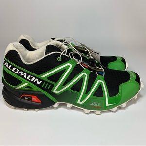 Salomon Speedcross 3 Green Men Trail Running Shoes
